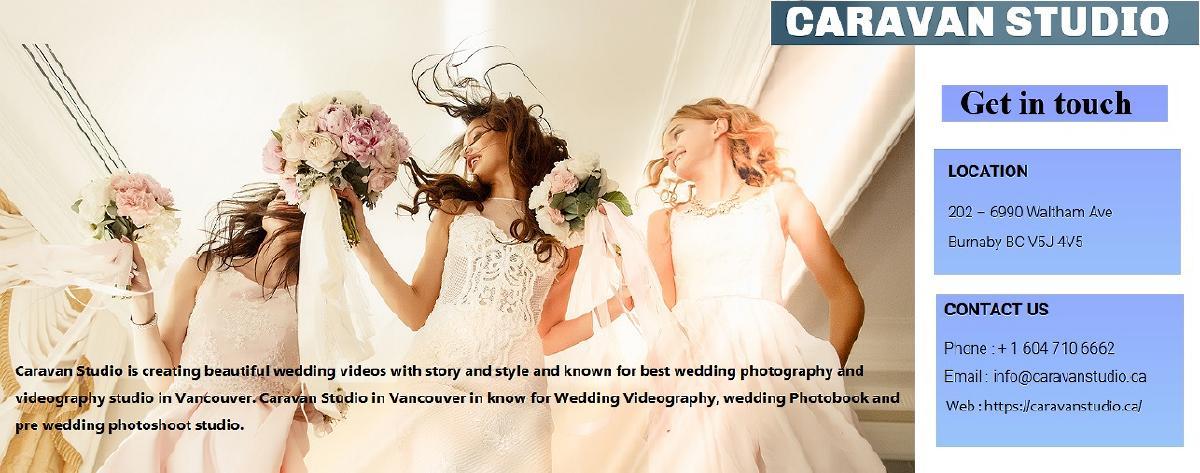 #1 Pre-Wedding Photoshoot Studio in Vancouver