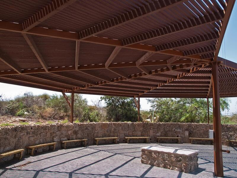 Beat the Heat with a New Shade Structure