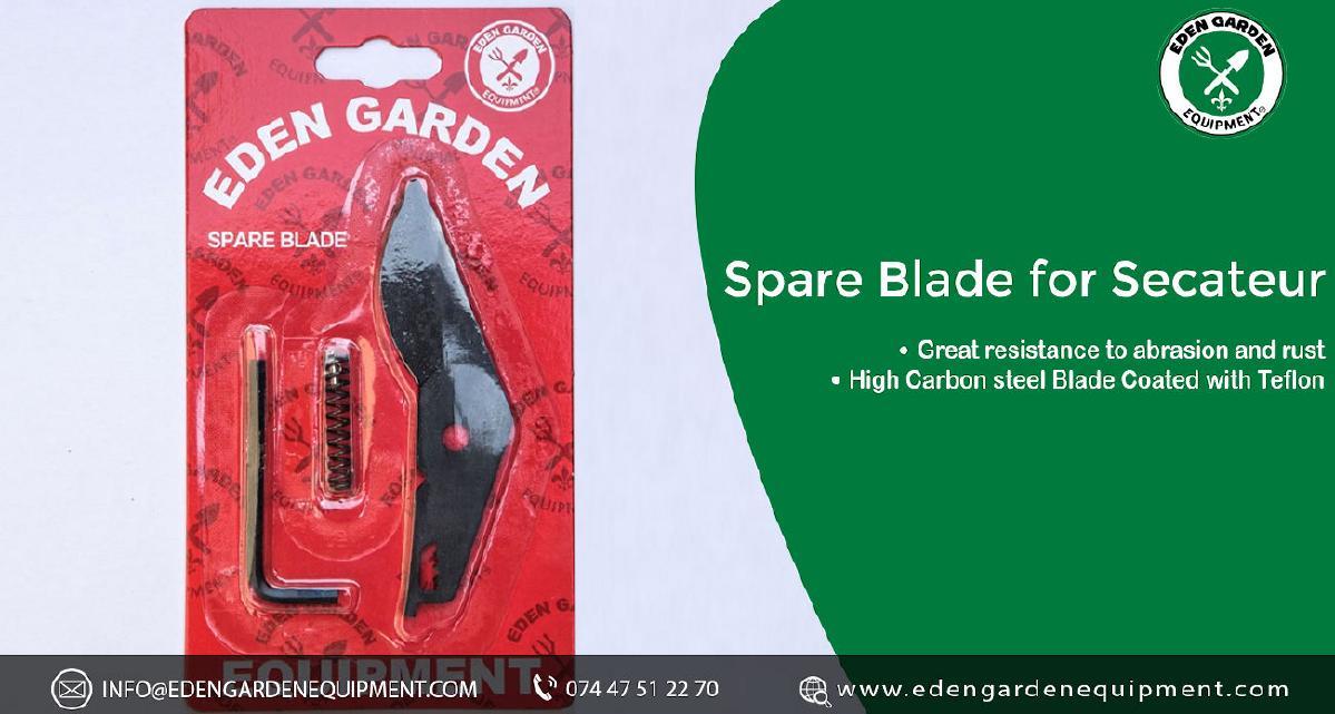 Replacement Blade Secateur
