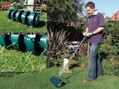 Rolling Lawn Aerator | Rolling Aerator | Remitools