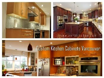 Get Custom Kitchen Cabinets Vancouver Services with Modern