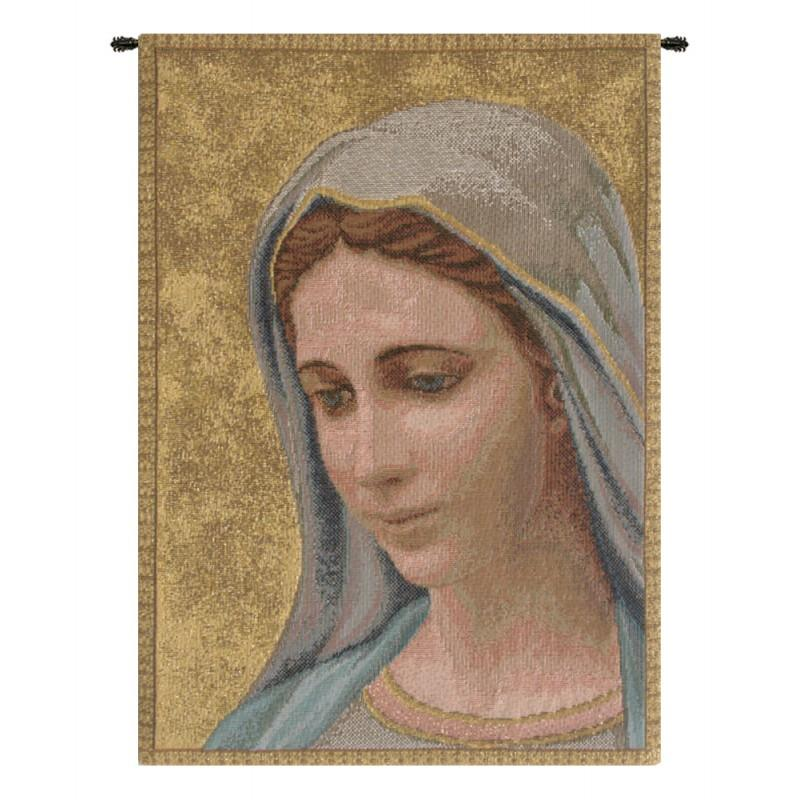 BUY MADONNA DI MEDJUGORIE ITALIAN TAPESTRY WALL HANGING