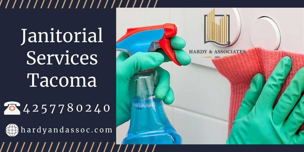 Get Assured Janitorial Services Tacoma At Affordable Price