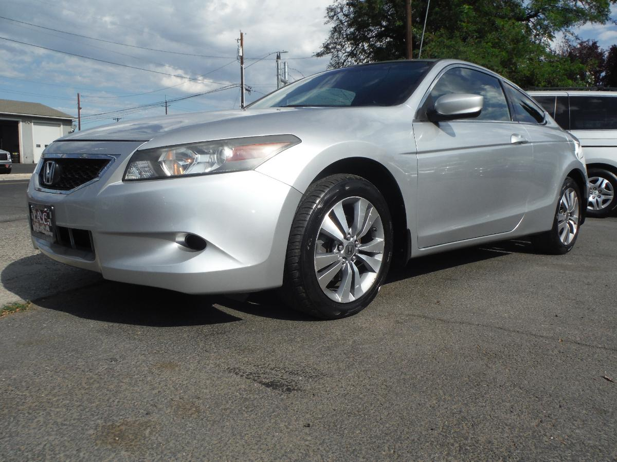 HONDA ACCORD EX COUPE 5-SPEED MANUAL TRANSMISSION / NEW