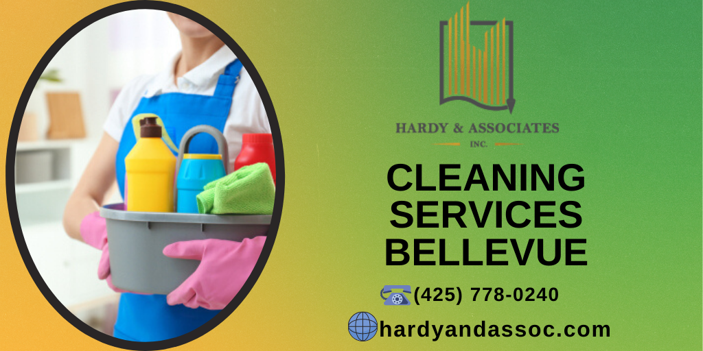 Keep Your Office Clean With Best Cleaning Services Bellevue