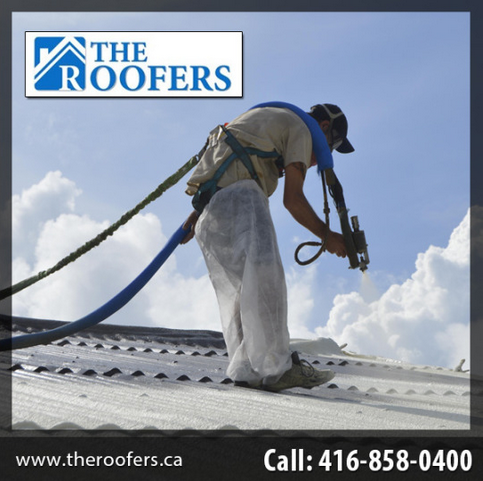 The Roofers | Commercial Flat Roofing