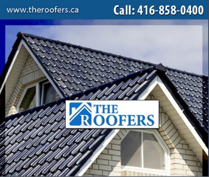 The Roofers   Roofing in Newmarket