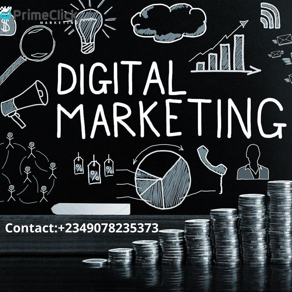 Digital Marketing and Research Agency