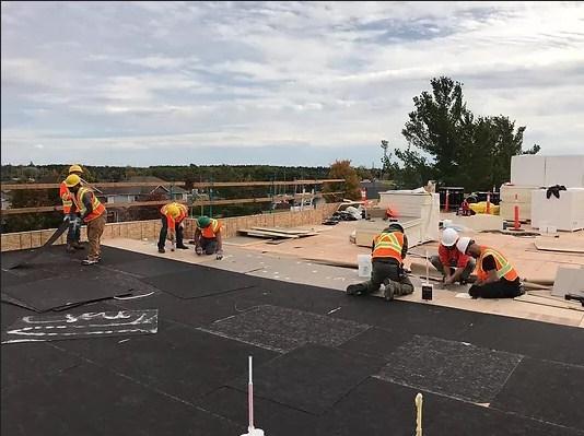 Commercial Roofing Ottawa | Wolfenburg.ca