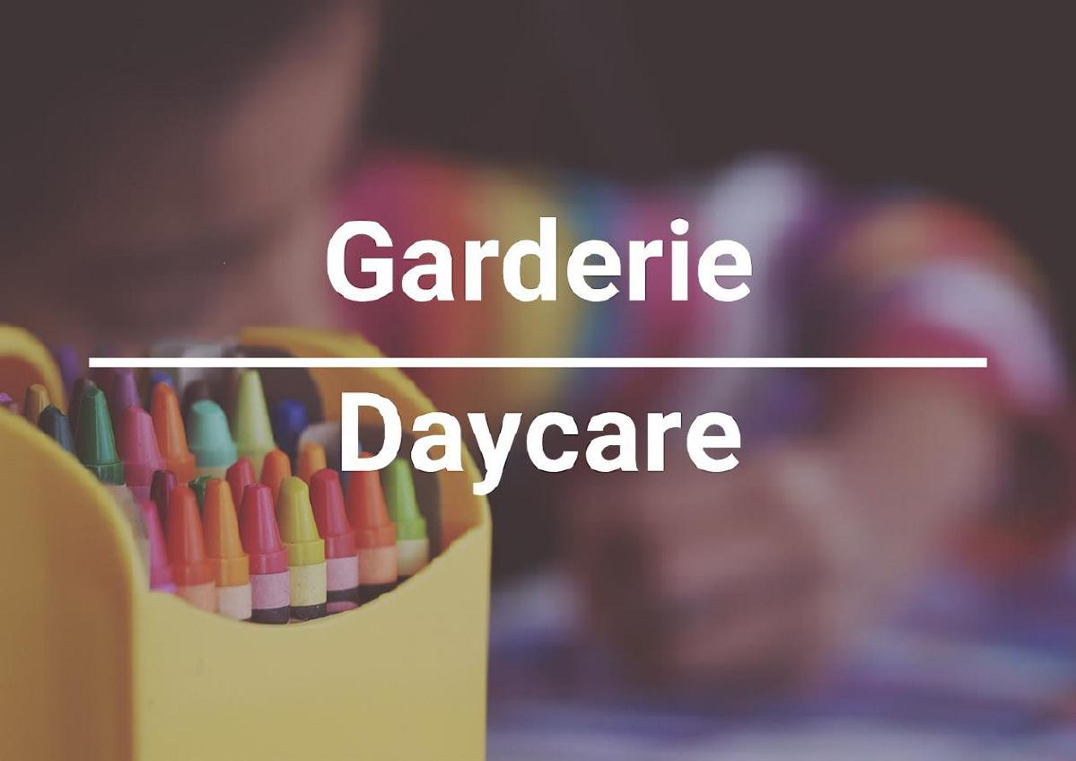 Daycare for sale Monteregie South-Shore of Montreal