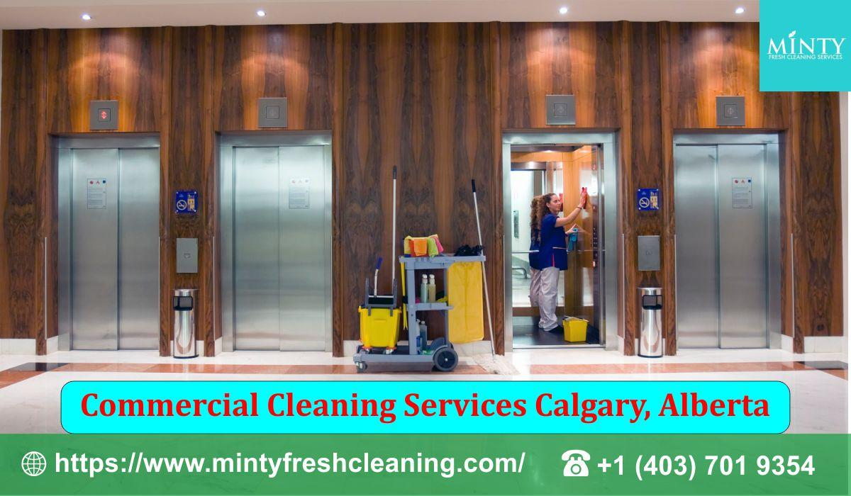 Best Commercial Cleaning Services Calgary, Alberta