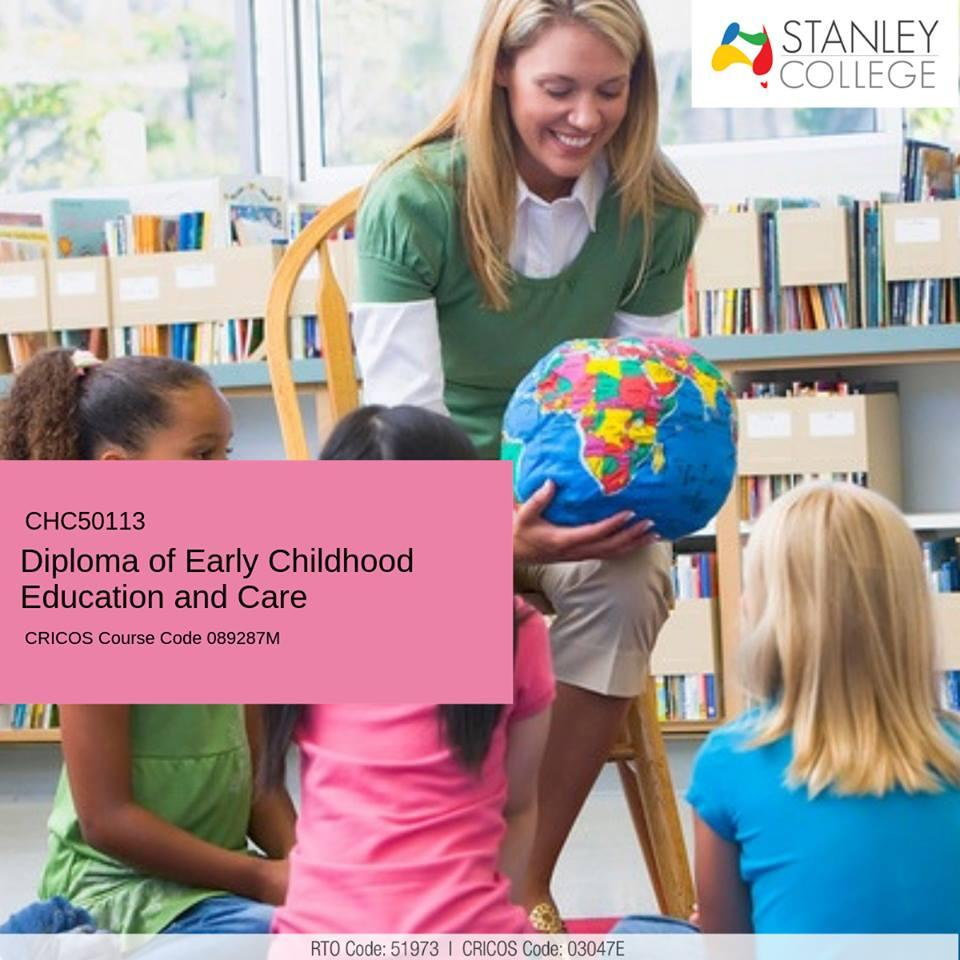 Thinking to study diploma of early childhood education and