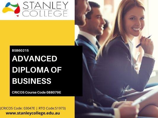Want to boost your skills in advanced diploma of business?