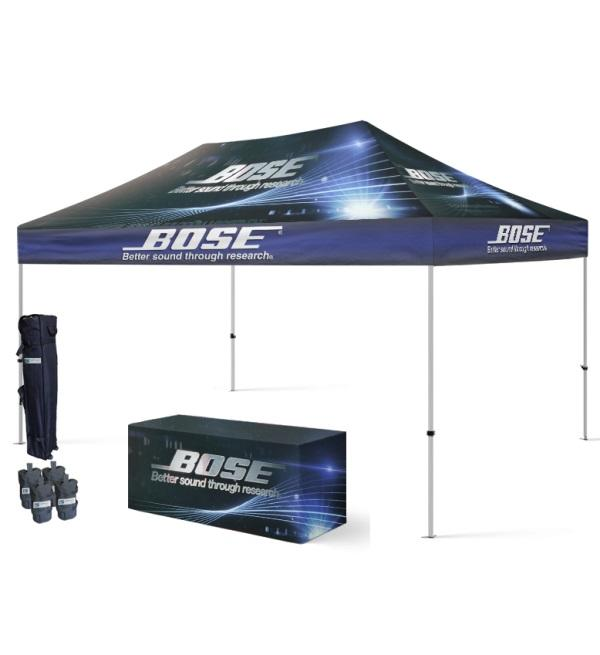 Best Quality 10x15 Custom Printed Canopy Tents for your