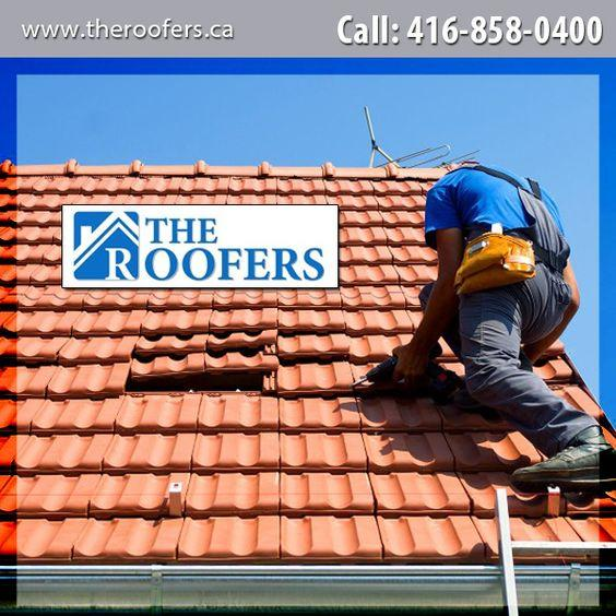 Roof Leak Repair & Replacement in Etobicoke | The Roofers