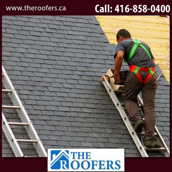 Roofers Caledon | Dedicated Team | The Roofers