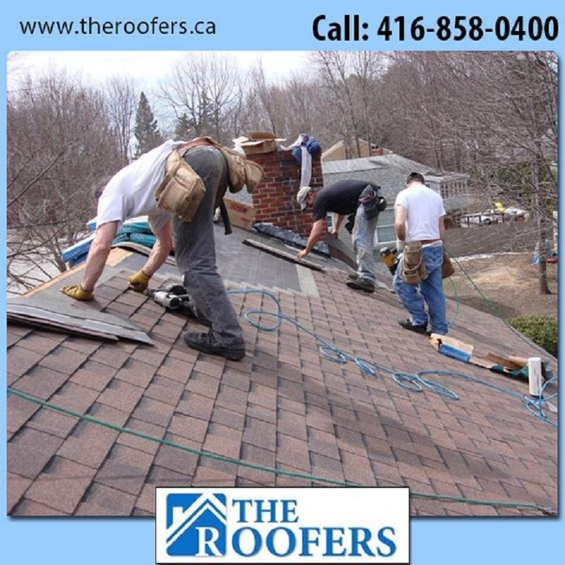 The Roofers | Best Roofing Company Toronto‎