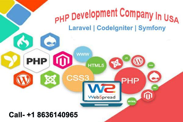 Hire Top PHP Development Company In USA
