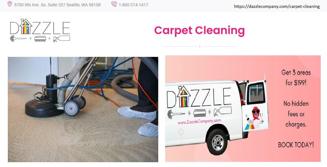 Eco-Friendly Carpet Cleaning Services in Seattle