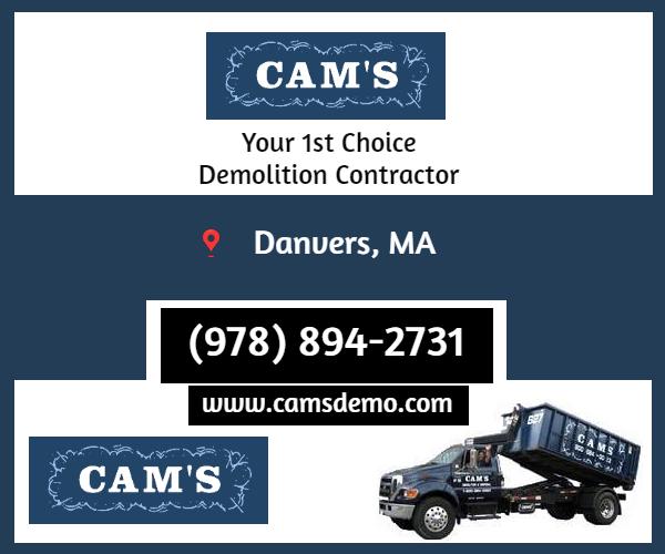 Demolition Contractor Danvers MA