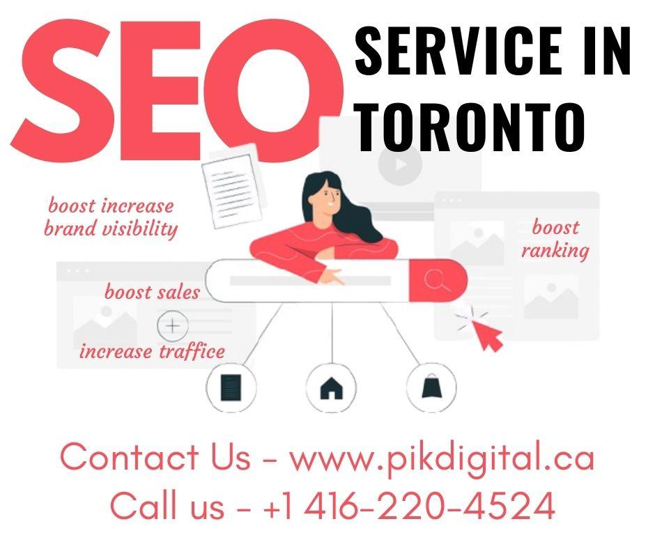 Hire Best SEO Company in Toronto