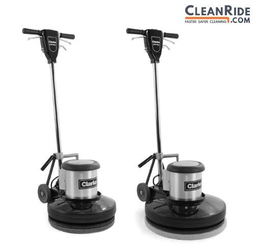 Industrial and Commercial Floor Cleaning Machines