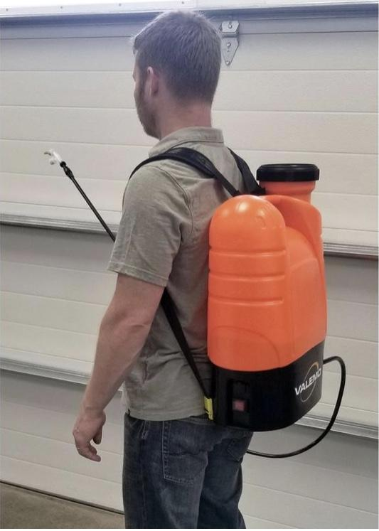 Business and Residential COVID-19 Virus Sanitize Spraying