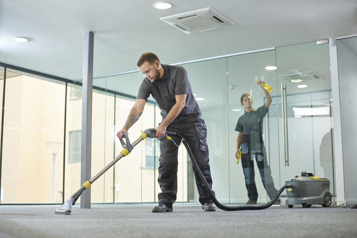 Commercial Cleaning Services, Calgary