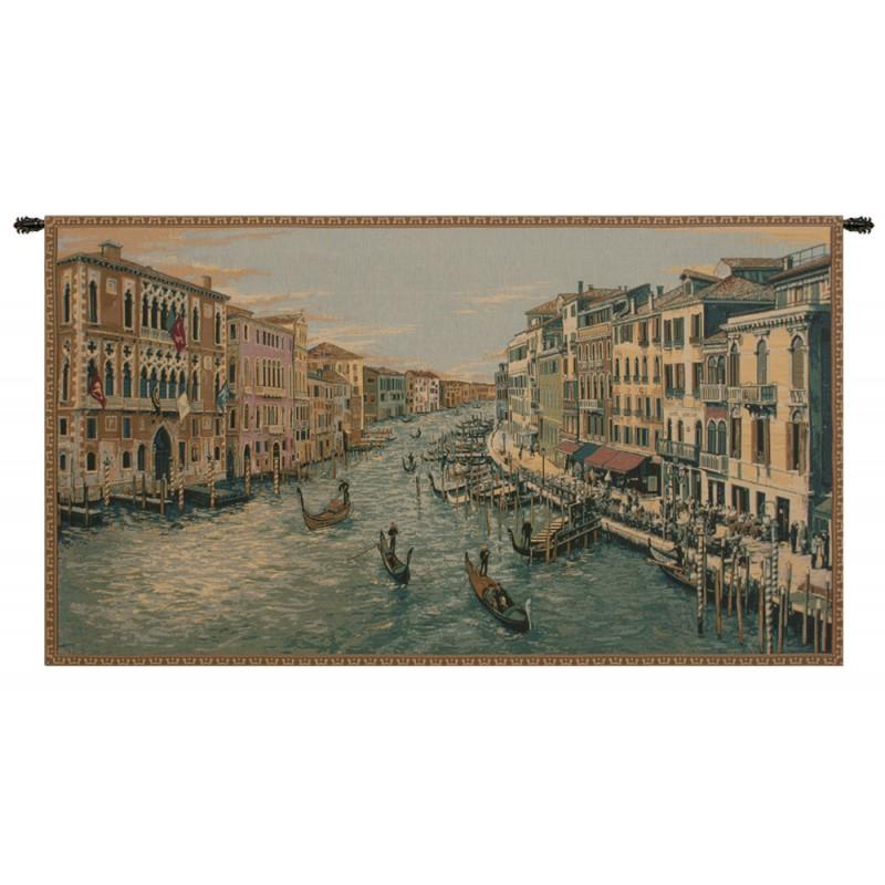 BUY GRAND CANAL ITALIAN TAPESTRY WALL HANGING