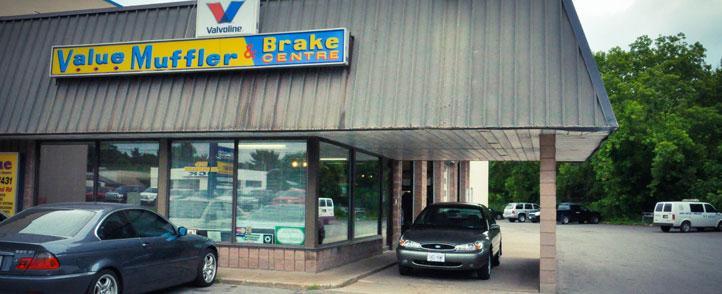 Auto Shop Niagara Falls