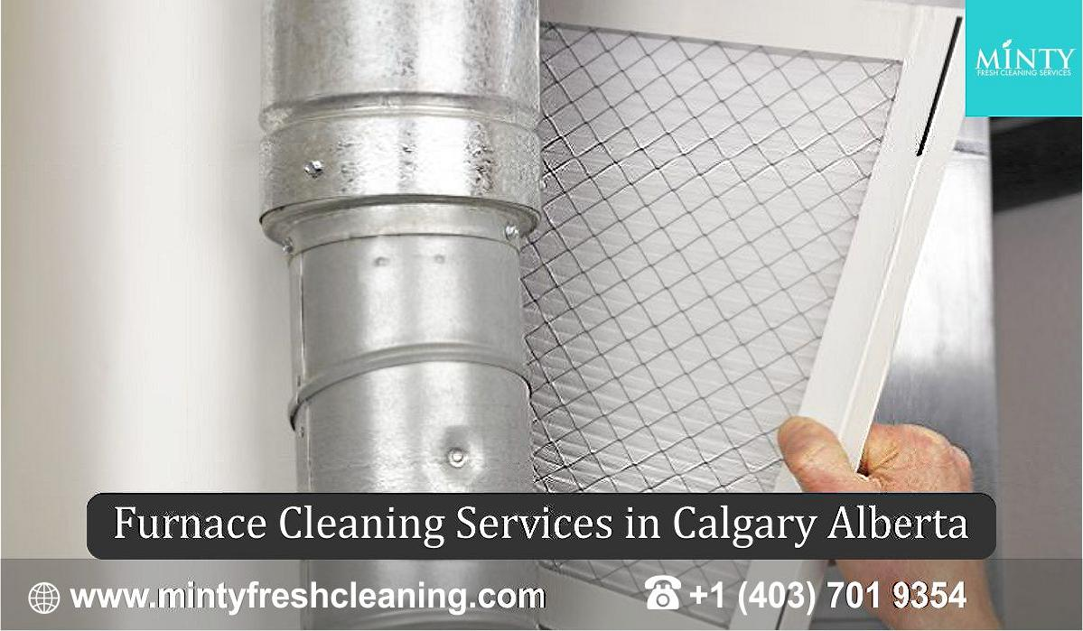 Furnace Cleaning Services Calgary