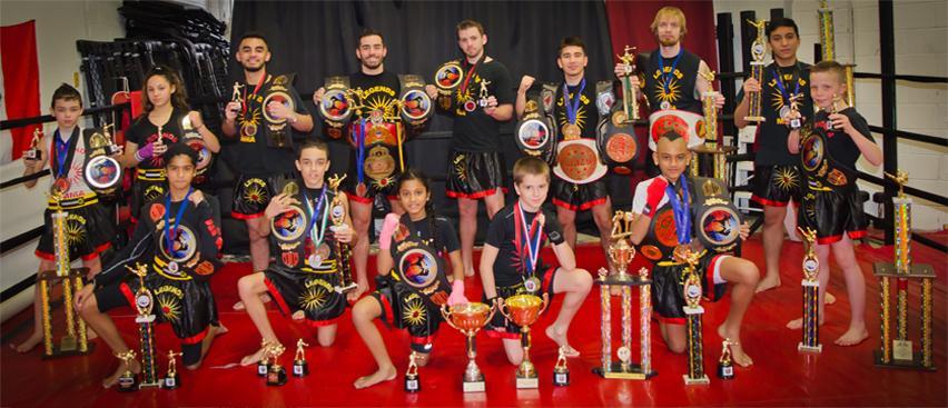 Martial Arts Training in Brampton