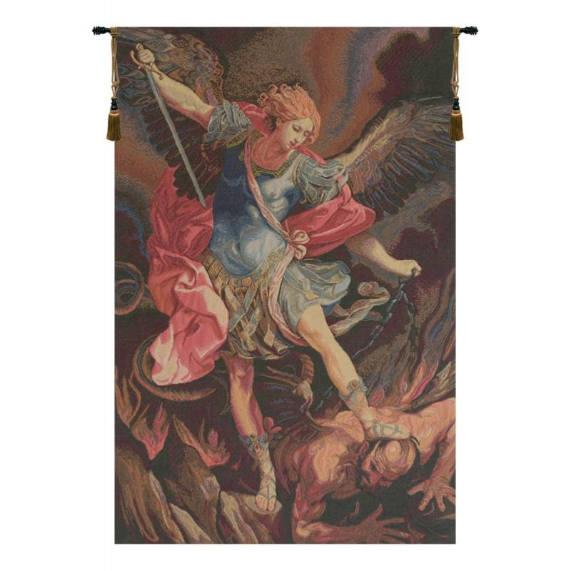 BUY ST. MICHELE ARCANGELO ITALIAN TAPESTRY WALL HANGING