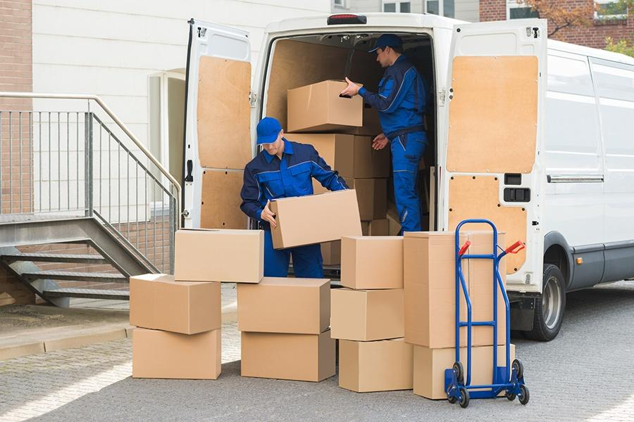 Reliable Moving Company in Edmonton