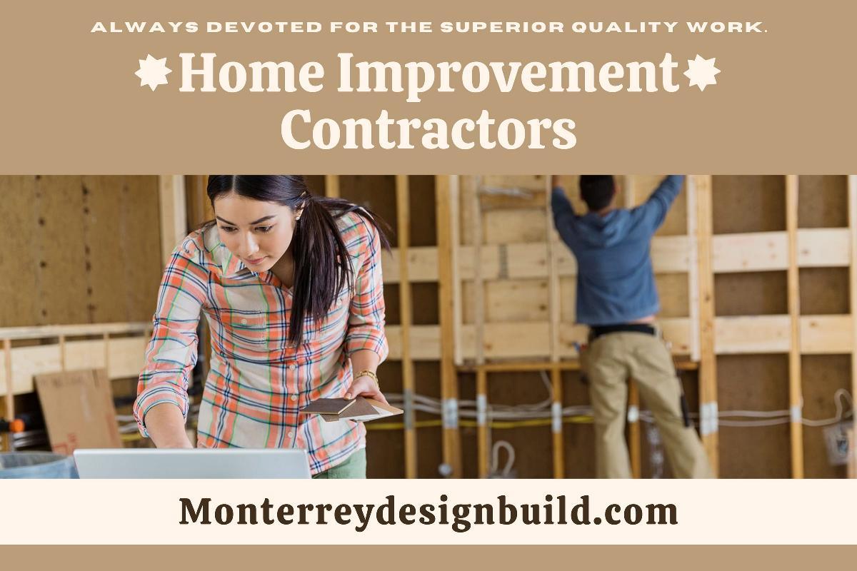 Home Improvement Contractors In Toronto