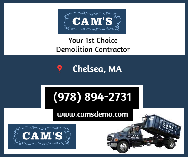Demolition Contractor Chelsea MA