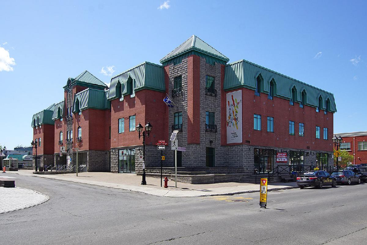 Office for rent from  to  sqft downtown St-Jerome