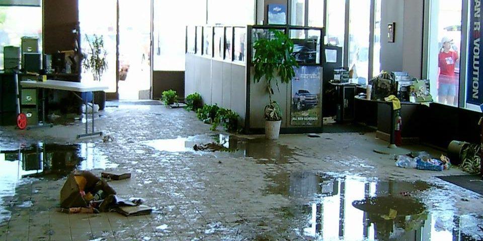Water Damage Restoration Bellevue WA