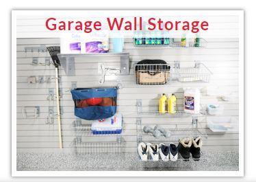Garage Wall Storage in Washington, DC