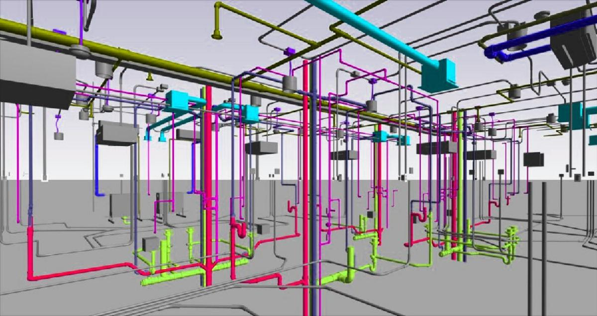 MEP Drafting Services
