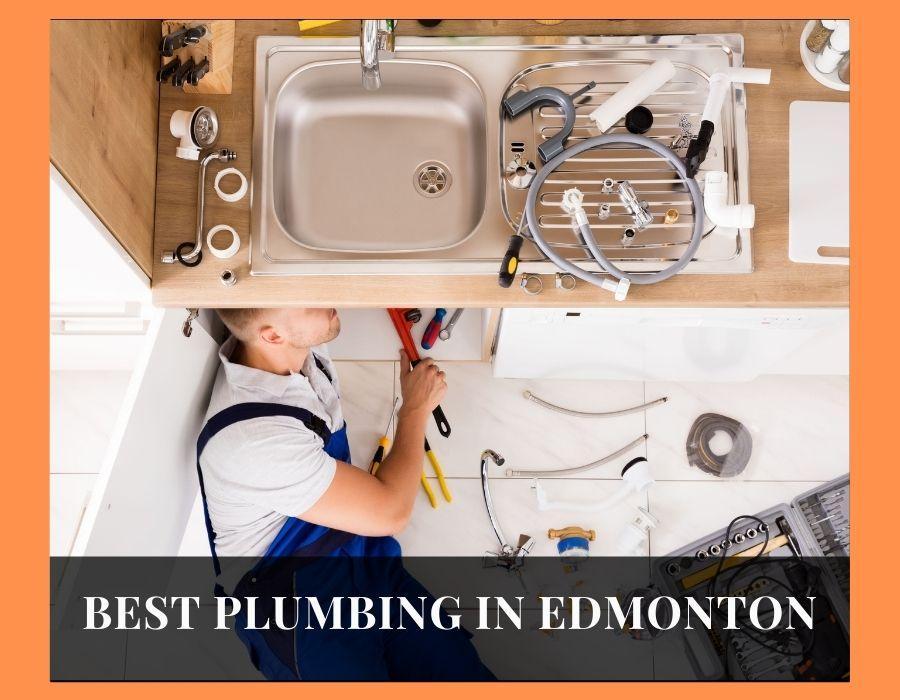 Best Plumbing Professional Services in Edmonton