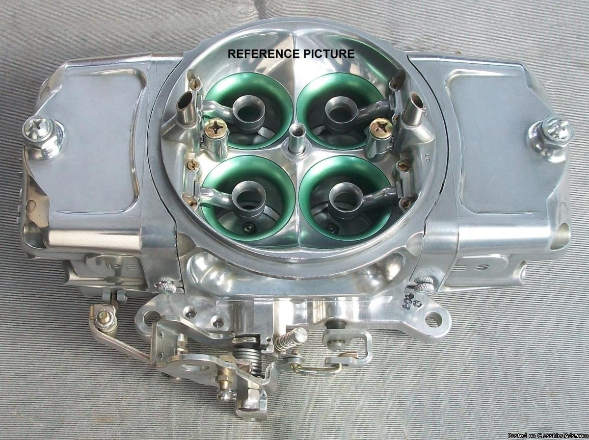 WANTED: Race Demon RS or Barry Grant RS Claw Gas Carburetors