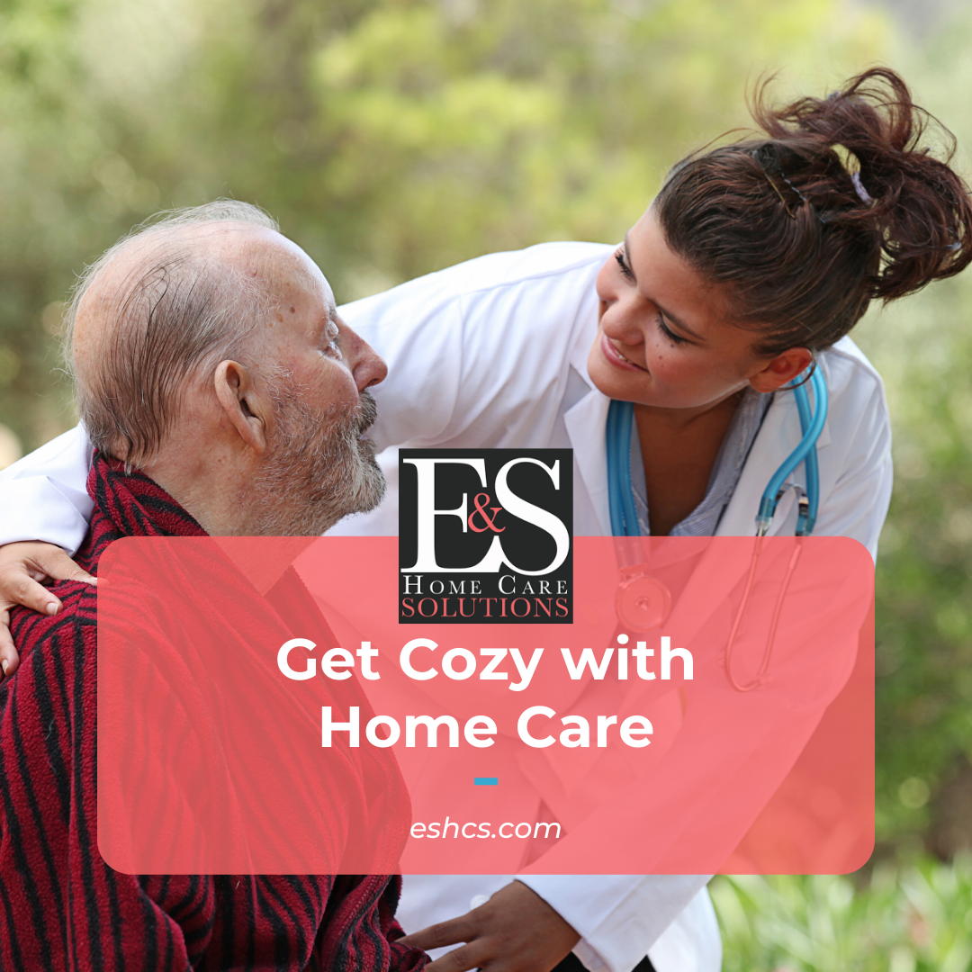 Get Cozy with Home Care